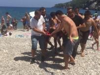 HAFTA SONU - Ecel Doktoru Denizde Yakaladı