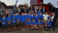 YEREL YÖNETİM - Edebaliden Şampiyonlara Kutlama