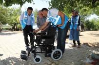 BEDENSEL ENGELLİ - Ekinci'den Bedensel Engelli Gence Akülü Sandalye