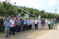 TARIM İLACI - Ferrero Fındık Çiftçileri Bilgilendirmeye Devam Ediyor