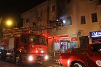 POLİS - Fethiye'de Yangın Evi Kullanımaz Hale Getirdi