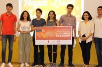 ÜÇÜNCÜ NESIL - 'Haydi Liseli' Yarışması İle Girişimci Gençler Projelerini Yarıştırdı