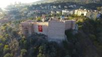 ROMA İMPARATORLUĞU - Hereke Kalesi'nde Restorasyon Çalışmaları Sürüyor