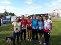 YÜZME - İlke Özyüksel'den Belarus'ta Bronz Madalya