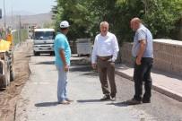 ALT YAPI ÇALIŞMASI - İncesu Belediyesinde Asfalt Çalışması Başladı