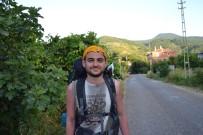 ABANT - İnsanlarla İletişim Problemini Yenmek İçin Otostopla Türkiye'yi Geziyor
