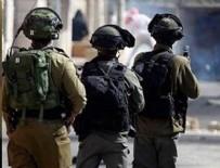 YAHUDI - İsrail'den Batı Şeria'ya askeri sevkiyat