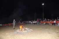 AHMET HAŞIM BALTACı - Kamptaki Ateş Gösterisi Nefes Kesti