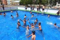 SONER KIRLI - Kayyumdan Çocuklar İçin Yüzme Havuzu