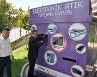 BATı KARADENIZ - Kdz. Ereğli Belediyesi'ne Alt Yapı Ve Çevre Ödülü
