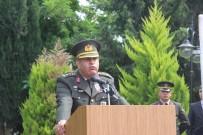 DEVİR TESLİM - Kilis İl Jandarma Komutanı Şahin Ağrı'ya Tayin Oldu