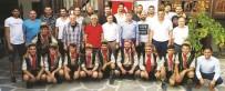 İMZA TÖRENİ - Kula Belediyespor'dan Efeler Ligi'ne İddialı Kadro