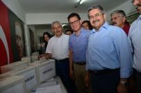 MAVIKENT - Kumluca AK Parti'de Delege Seçimi Yapıldı