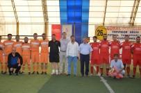 FABRIKA - Kütahya'da Futbol Şöleni
