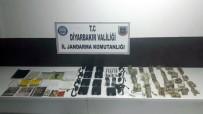 UZMAN ÇAVUŞ - Lice'deki Operasyonlarda 1 Ton Amonyum Nitrat Ele Geçirildi