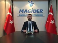 ALIM GÜCÜ - MAGİDER Başkanı Aloğlu, Ekonomiyi Değerlendirdi