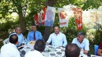 ÜLKÜCÜLER - MHP'de İstişare Toplantısı