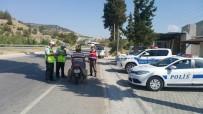 FARKıNDALıK - Mut'ta Trafik Güvenliği Uygulaması