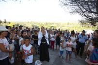 YıLDıZTEPE - Öğrenciler, Şehitlere Saygı İçin Yürüdü