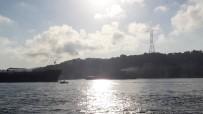 ASKERİ PERSONEL - Olaylı Rus Gemileri Boğaz'dan Aynı Adına Geçti