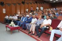 HASSASIYET - Özel Eğitim Kurumları Derneği Genel Başkanı Kılıç Ağrı'da