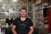 POLİS EKİPLERİ - Yaşlı Adam Gündüz Vakti Dükkandan Motoru Böyle Çaldı