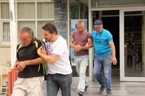 SENTETIK - Samsun'da Sokak Satıcılarına Operasyon Açıklaması 3 Gözaltı