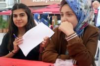 EYÜP BELEDİYESİ - Simurg Tercih Çadırları Öğrencileri Bekliyor