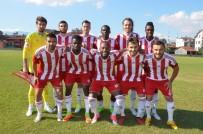 MUHAMMET DEMİR - Sivasspor Hazırlık Maçından Beraberlikle Ayrıldı