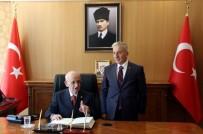 MUSTAFA ELİTAŞ - TBMM Başkanı Kahraman Açıklaması '15 Temmuz Darbe Teşebbüsü Değil, Türkiye'yi İşgal Teşebbüsüdür'