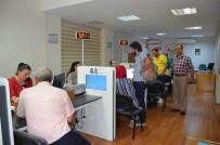 KİMLİK KARTI - Trabzon'da Çipli Kimlik Kartı Sahibi 35 Bine Yaklaştı