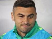 BURAK YıLMAZ - Trabzonspor, Burak Yılmaz'ı yanlışlıkla açıkladı