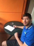 MILLI TAKıM - Ukraynalı Pivot Kravtsov Eskişehir Basket'te