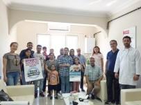 İFTAR YEMEĞİ - Uşak Diyabetliler Derneği Vatandaşın Şekerini Ölçtü