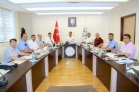 MUSTAFA DOĞAN - Vali Tekinarslan'a 7 Aralık Üniversitesi Tanıtıldı