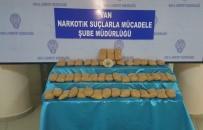 GAZİ MAHALLESİ - Van'da 38 Kilo 730 Gram Eroin Maddesi Ele Geçirildi