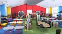 İLÇE MİLLİ EĞİTİM MÜDÜRÜ - Z-Kütüphanelerin Sayısı Artıyor