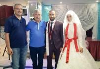 UĞUR POLAT - 15 Temmuz Gazisi Enes Gün Dünya Evine Girdi