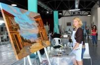 MAKEDONYA - 6 Ülkeden 26 Ressam Hayallerini Tekirdağ'da Tuvallere Döküyor