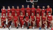 BASKETBOL TAKIMI - A Milli Erkek Basketbol Takımı, İtalya'ya Gitti