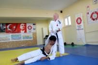 GÖRME ENGELLİLER - Albino Hastası Judocu Cahide'nin Hedefi Gençlik Olimpiyatlarında Altın Madalya