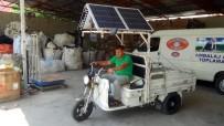 Atık Kağıt Toplayısından Çevreci Bisiklet