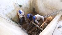 PAMUKÖREN - Aydın ASKİ Pamukören'in Su Deposunu Yeniliyor