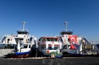 FETHİ SEKİN - Baraj Gölü Üzerinde Taşınan Araç Sayısı Arttı