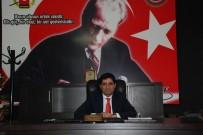 OBJEKTİF - Başkan Aslan'dan Basın Bayramı Kutlaması