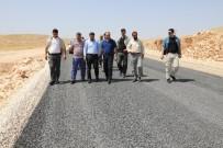 KÖPRÜLÜ - Başkan Çiftçi Kırsaldaki Yol Çalışmalarını İnceledi