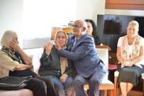 YUSUF ZIYA YıLMAZ - Başkan Yılmaz, Kalkavan Ailesine Taziyede Bulundu