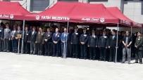 İSTANBUL EMNIYET MÜDÜRÜ - Bayrampaşa Şehitleri İçin İstanbul Emniyeti'nde Tören Düzenlendi