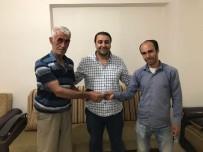 SUBAŞı - Belediye İşçisinden Örnek Davranış