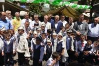 SÜNNET TÖRENİ - Bozbey, Sünnet Çocuklarının Heyecanına Ortak Oldu